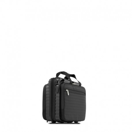 Rimowa Salsa Deluxe Hybrid Notebook marron granite brillant 33 cm - 8 litres