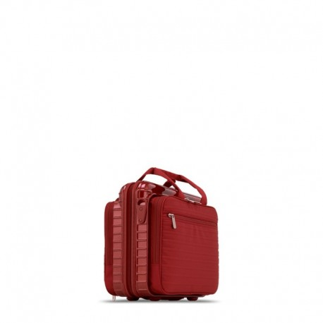 Rimowa Salsa Deluxe Hybrid Notebook rouge oriental 33 cm - 8 litres