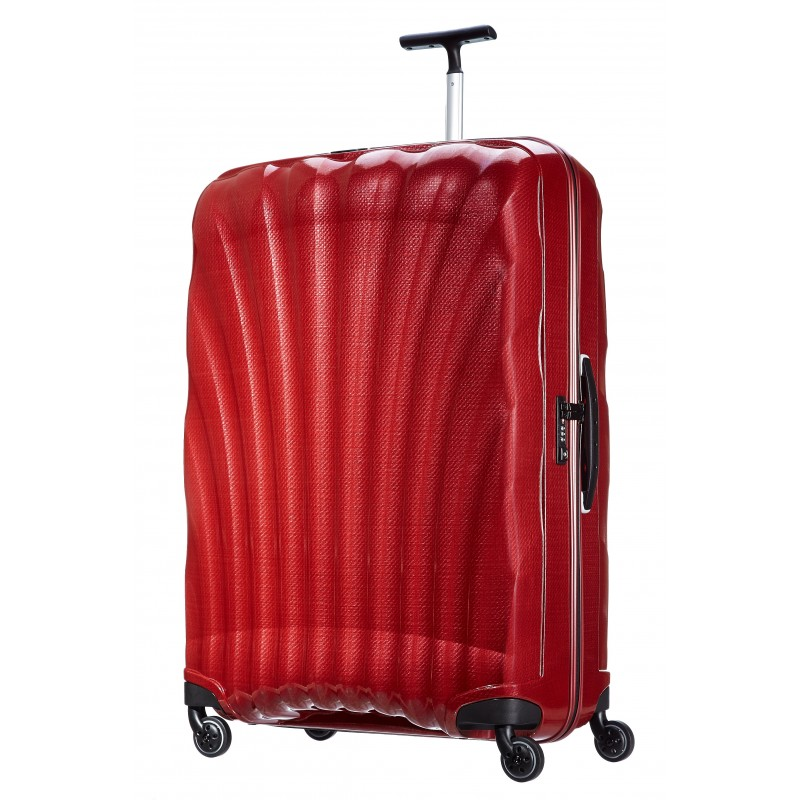 valise samsonite cosmolite spinner rouge 53453 1726. Black Bedroom Furniture Sets. Home Design Ideas