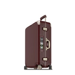 Rimowa Limbo Electronic Tag rouge carmen 78 cm - 4 roues - 86,5 litres