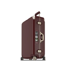 Rimowa Limbo Electronic Tag rouge carmen 81 cm - 4 roues - 97,5 litres