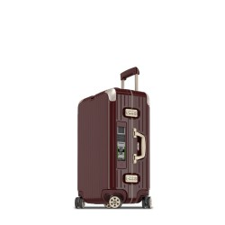 Rimowa Limbo Electronic Tag rouge carmen 66 cm - 4 roues - 59,5 litres