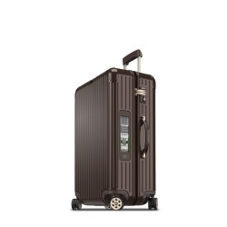 Rimowa Salsa Deluxe Electronic Tag marron brillant 75 cm - 4 roues - 77,5 litres