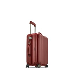 Rimowa Salsa Deluxe cabine rouge oriental 55 cm - 4 roues - 37 litres