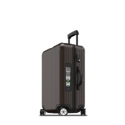 Rimowa Salsa Electronic Tag bronze mat 68 cm - 4 roues - 62,5 litres