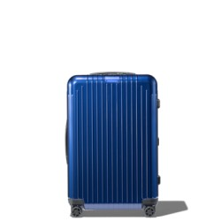 Rimowa Essential Lite Check-In M bleu gloss 67 cm - 59 litres