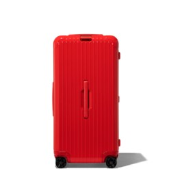 Rimowa Essential Trunk Plus rouge gloss 80 cm - 101 litres