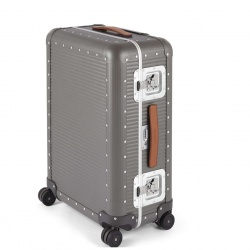 FPM Bank Check-in S aluminium gris 59 cm - 38 litres