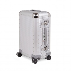 FPM Bank S Check-in M aluminium 66 cm - 68 litres