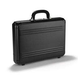 ZERO HALLIBURTON Pursuit - Attaché case M noir mat 13 litres