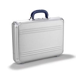 ZERO HALLIBURTON Pursuit - Attaché case M aluminium 13 litres