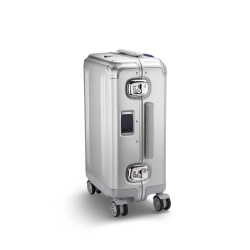 ZERO HALLIBURTON Pursuit - Valise Cabine Internationale aluminium aluminium 55 cm - 32 litres