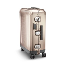 ZERO HALLIBURTON Pursuit - Valise Check in M aluminium bronze 66 cm - 57 litres