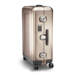 ZERO HALLIBURTON Pursuit - Valise Check in L aluminium bronze 77 cm - 90 litres