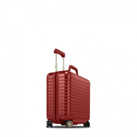 Rimowa Salsa Deluxe rouge oriental 43 cm - 4 roues - 29 litres