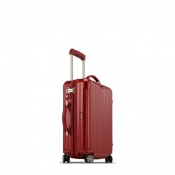 Rimowa Salsa Deluxe cabine rouge oriental 55 cm - 4 roues - 32 litres