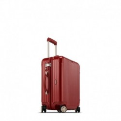 Rimowa Salsa Deluxe cabine business rouge oriental 56 cm - 4 roues - 47 litres