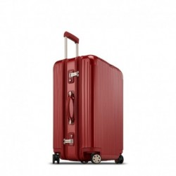 Rimowa Salsa Deluxe 3-Suiter rouge oriental 73 cm - 4 roues - 94 litres